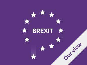 Brexit, SH&P's view