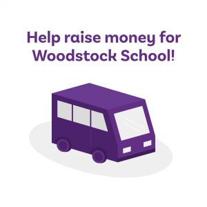 Raise money for Woodstock School illustration